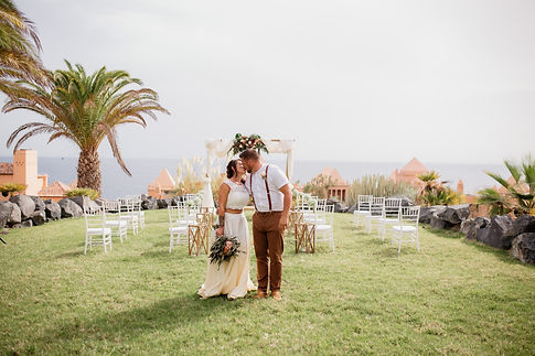 Licandro Weddings - Renewal of vow Tenerife, weddings in vincci plantacíon del sur