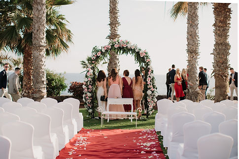 wedding planner tenerife, licandro weddi