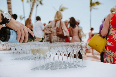 licandro weddings, bodas en jardín tropi