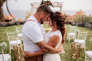 Licandro Weddings - Renewal of vow Tener