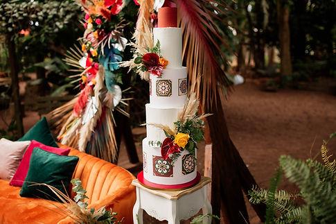 Licandro Weddings, the best wedding cakes in Tenerife