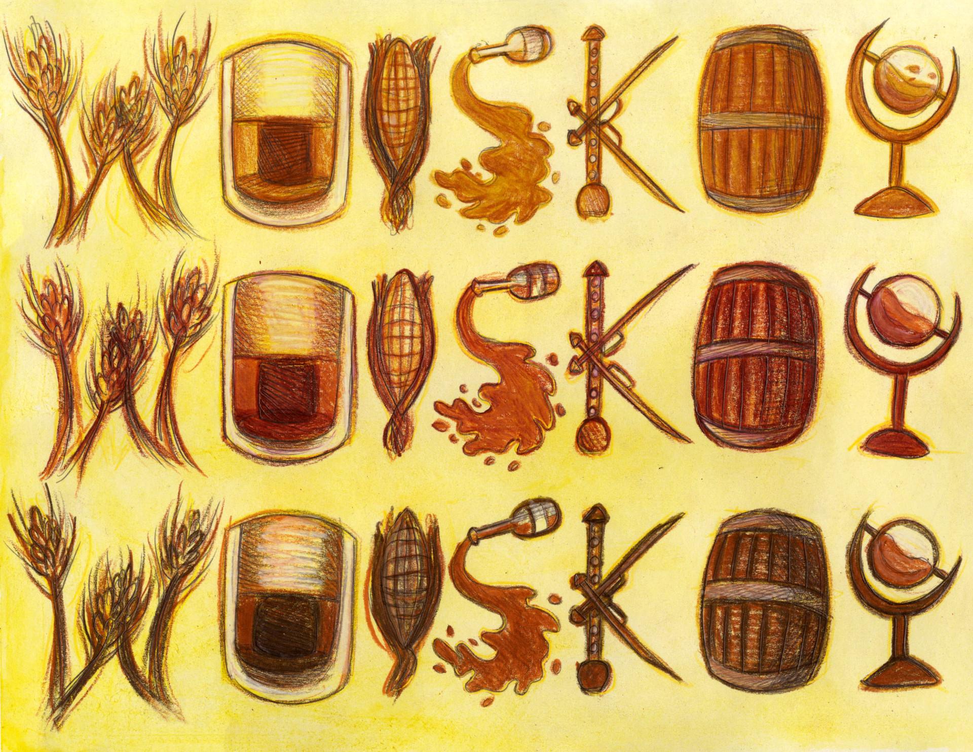 Whiskey Alphabet