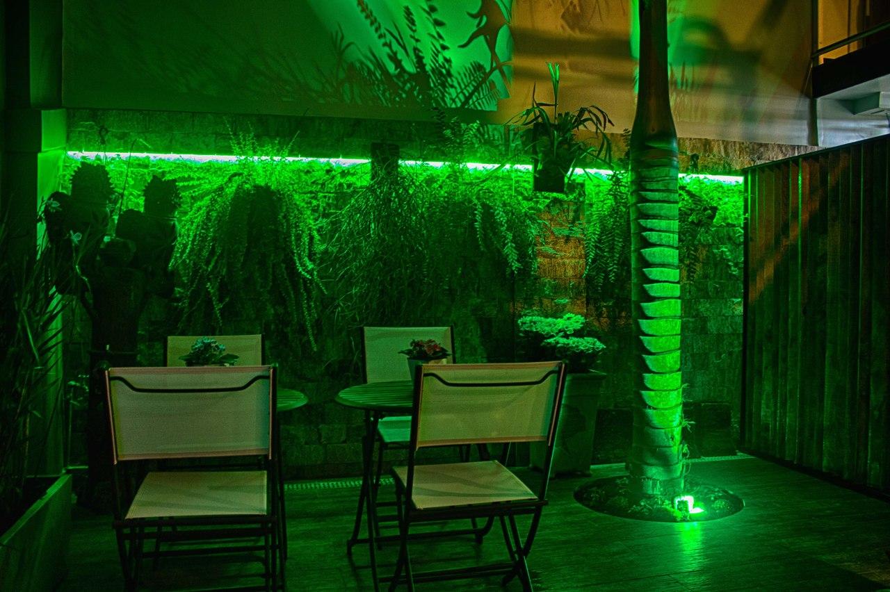 Jardim Inverno Pouso Verde Bed and Break
