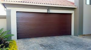 Horizontal Steel Garage Door