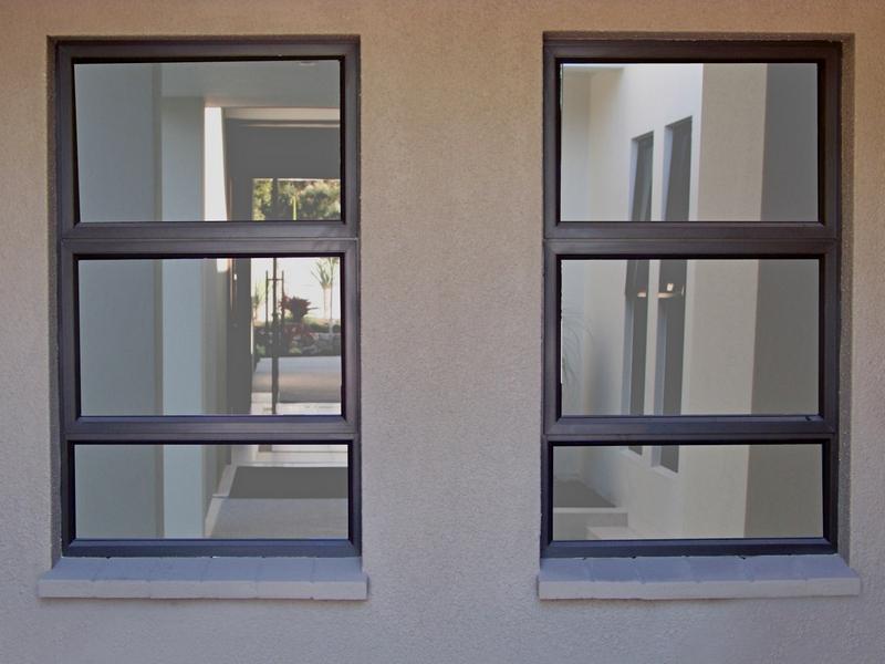 Aluminium H1 Windows