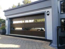 Aluminium R19 By3  Garage Door