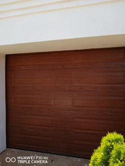 10 Panel special Size Steel woodlook