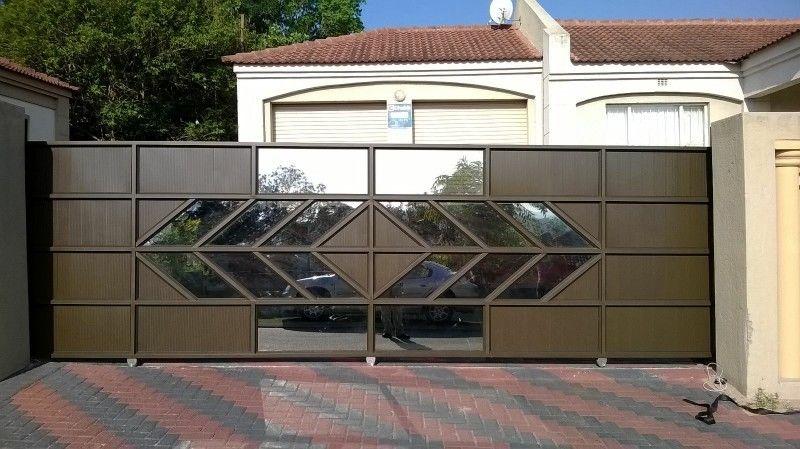 Aluminium V Gate