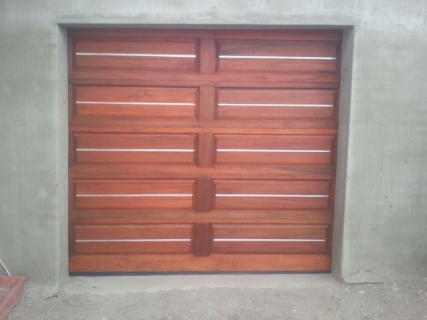 Single 10 Panel with Aluminium Line