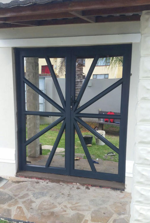 Aluminium Pair Door