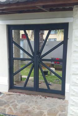 Aluminium Pair Door