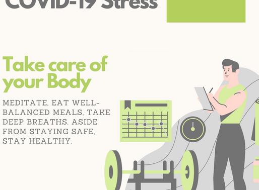 Managing COVID-19 Stress | Meditate