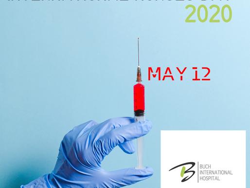 International Nurses Day | May 12, 2020