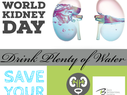 World Kidney Day | 12th March, 2020