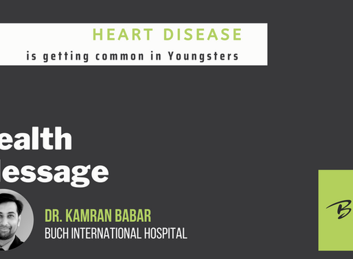 Rising Heart Disease in Youngsters