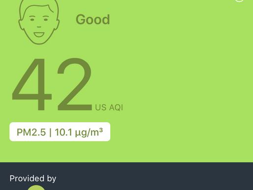 Multan | Air Quality Index (AQI)is provided by Buch International Hospital