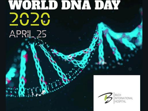 World DNA Day 2020
