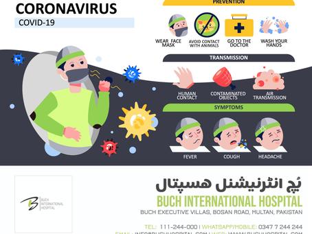 Coronavirus (COVID-19) - Prevention | Transmission | Symptoms