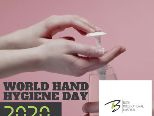 World Hand Hygiene Day | May 5, 2020