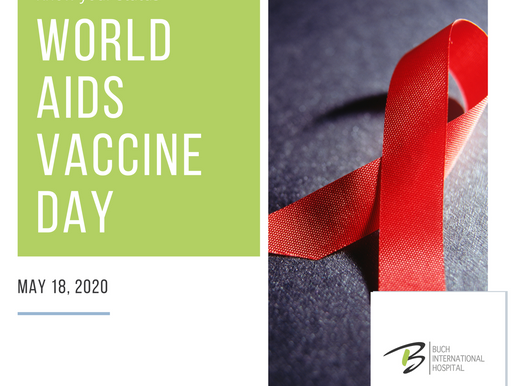 World AIDS Vaccine Day | May 18, 2020
