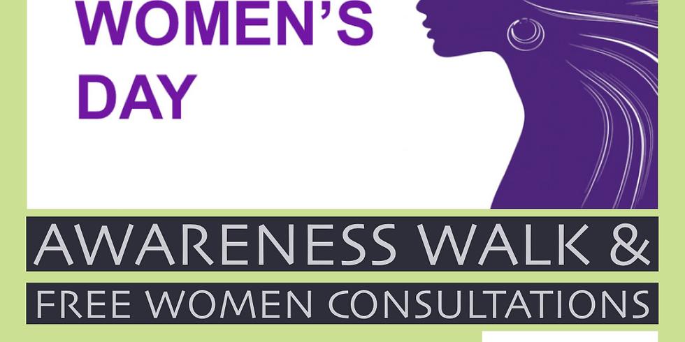 International Women's Day | Awareness Walk