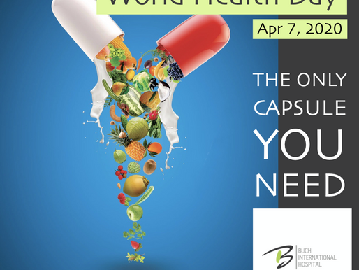 World Health Day 2020 April 7, 2020 in the World