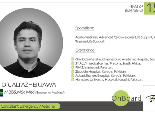 OnBoard | Dr. Ali Jawa | Emergency Medicine