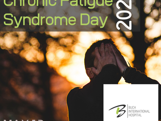 Chronic Fatigue Syndrome Day | May 12, 2020