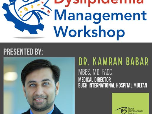 Dyslipidemia Management Workshop
