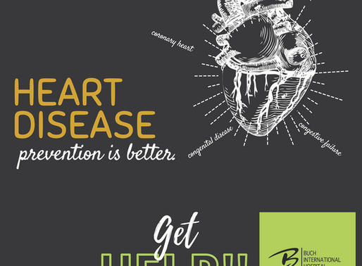 Heart Disease - Consult a Cardiologist