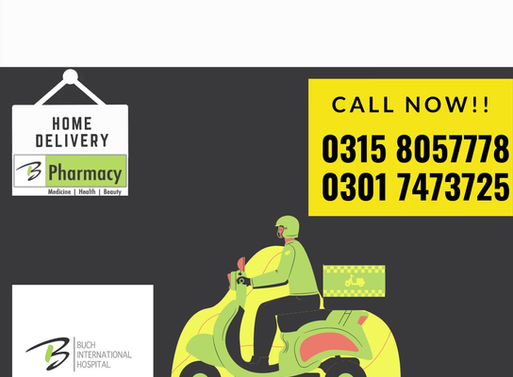 Buch Pharmacy | Delivering Medicine at Your Doorstep.