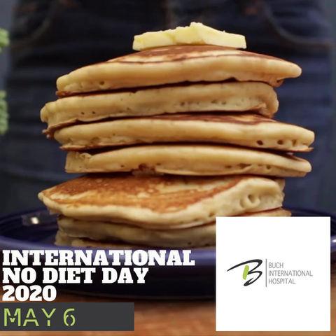 International No Diet Day | May 6, 2020