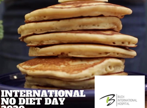 International No Diet Day | May 6, 2020