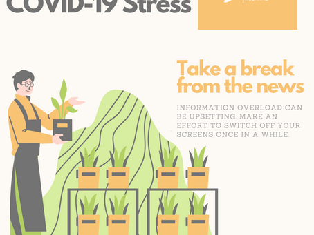 Managing COVID-19 Stress | Information Overload