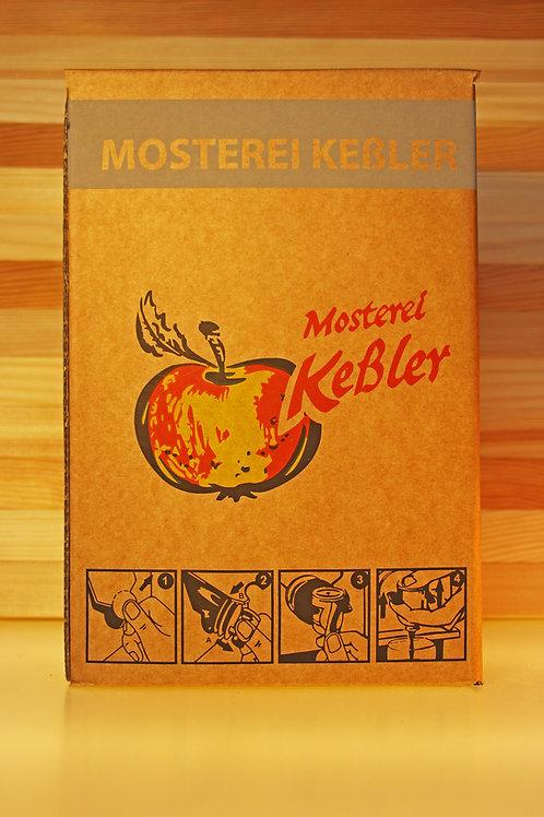 Mosterei Keßler Most rot (Apfel-Kirschwein)