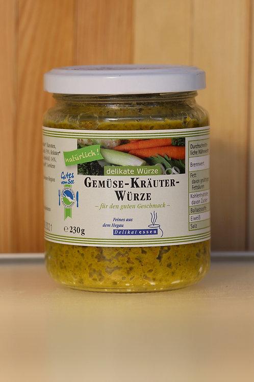 Gemüse-Kräuter-Würze von Delikat essen