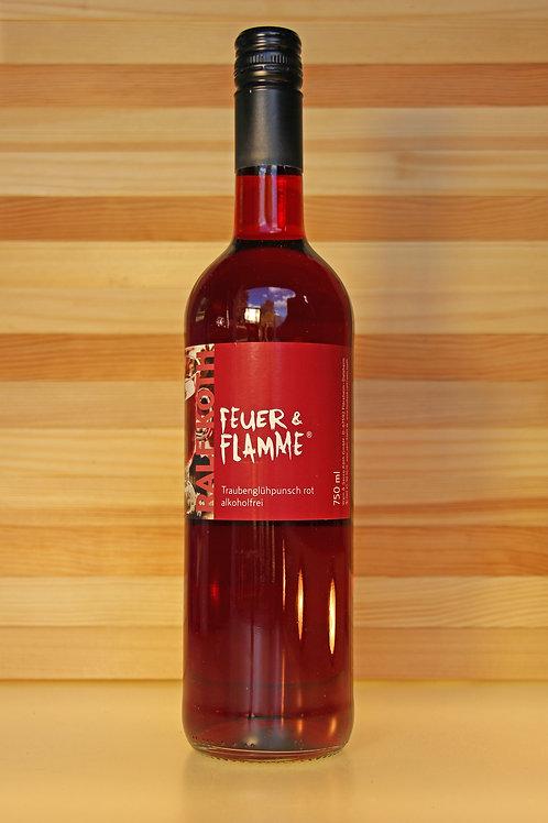 Köth Feuer & Flamme Traubenglühpunsch (alkoholfrei) 0,75l