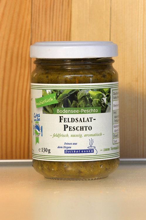 Feldsalat-Peschto mit Rosmarin von Delikat essen