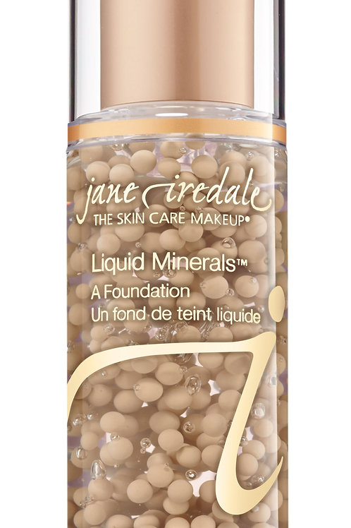 Jane Iredale - Liquid Minerals - Amber