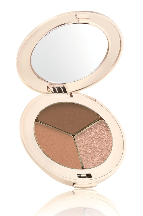 Jane Iredale - Triple Eye Shadow - Triple Cognac