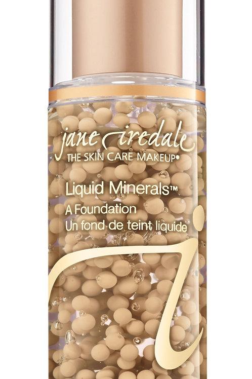 Jane Iredale - Liquid Minerals - Warm Sienna