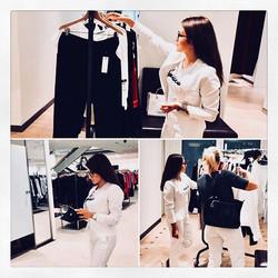 DER-LOOK® Einkaufsbegleitung am vergangenen Samstag haben wir erfolgreich beendet! 😊 Unsere Kundin