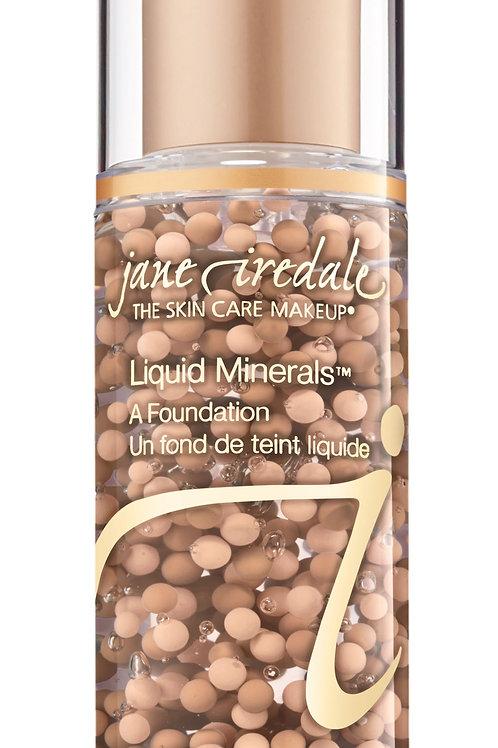 Jane Iredale - Liquid Minerals - Suntan