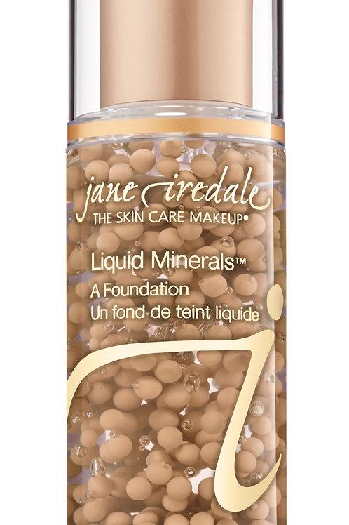 Jane Iredale - Liquid Minerals - Latte
