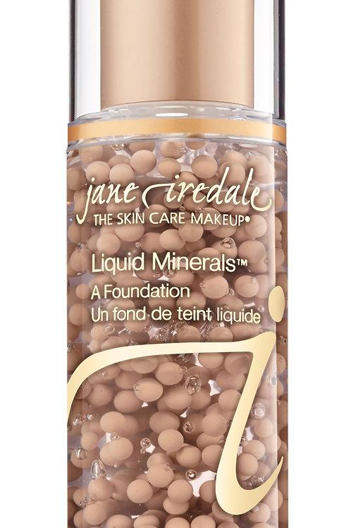 Jane Iredale - Liquid Minerals - Satin
