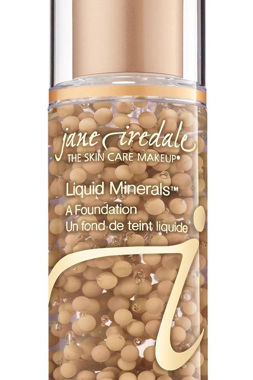 Jane Iredale - Liquid Minerals - Caramel