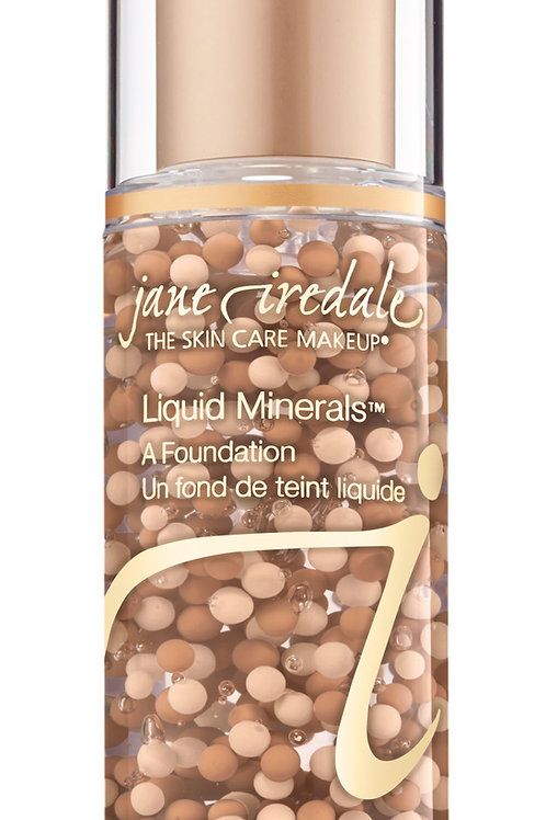 Jane Iredale - Liquid Minerals - Natural