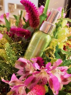 Der-Look® Blumenwasser fürs Gesicht