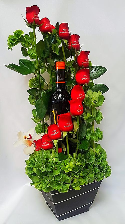 Arreglos Florales Para Bodas Rojos. Cargando Zoom. Alameda Blanca ...