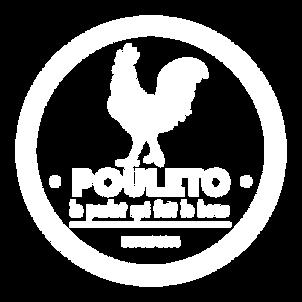 Logo Pouleto le poulet qui fait le beau